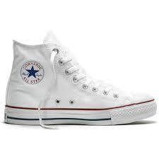 Converse All Star Hi - Optical White