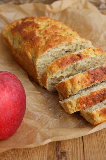 Apfelbrot Rezept zum Selbermachen – Familienrezepte zum Selberkochen.