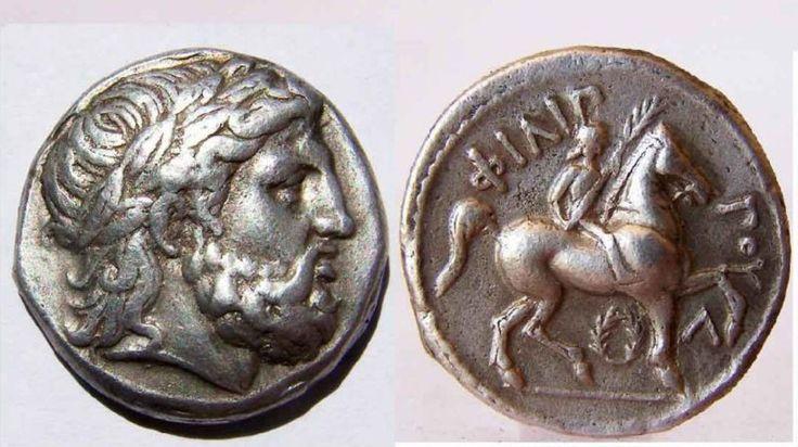 Filip al II-lea (359-336a.Chr.)
