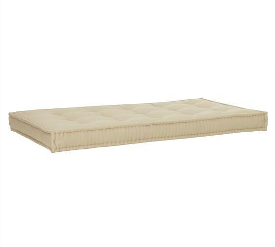 daybed mattress potterybarn