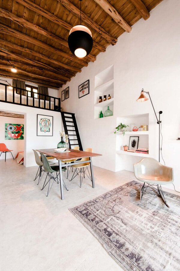 Horse Stable To Dream Home: Converted 200 Year Old Farm Structure