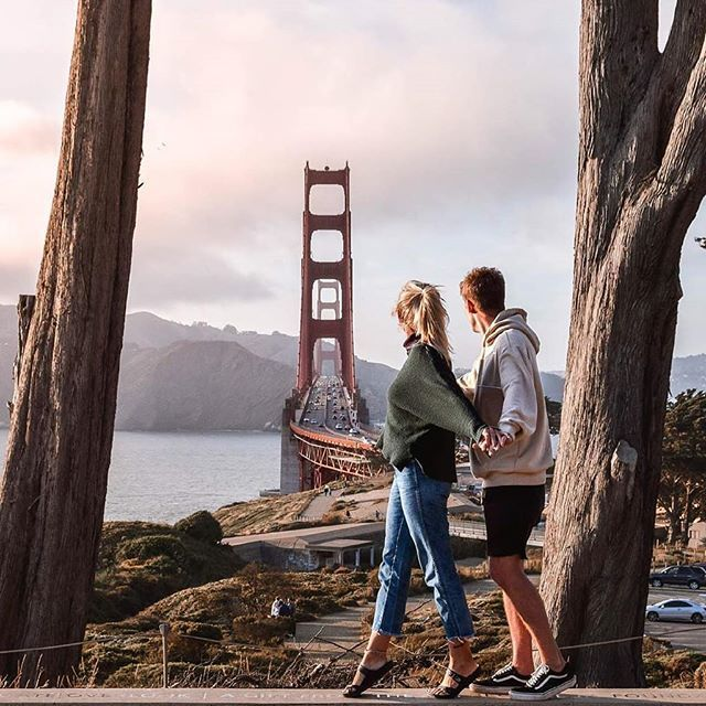 Where To Enjoy A Best Romantic Vacation Places In San Francisco Romantic Vacations Best Vacation Spots