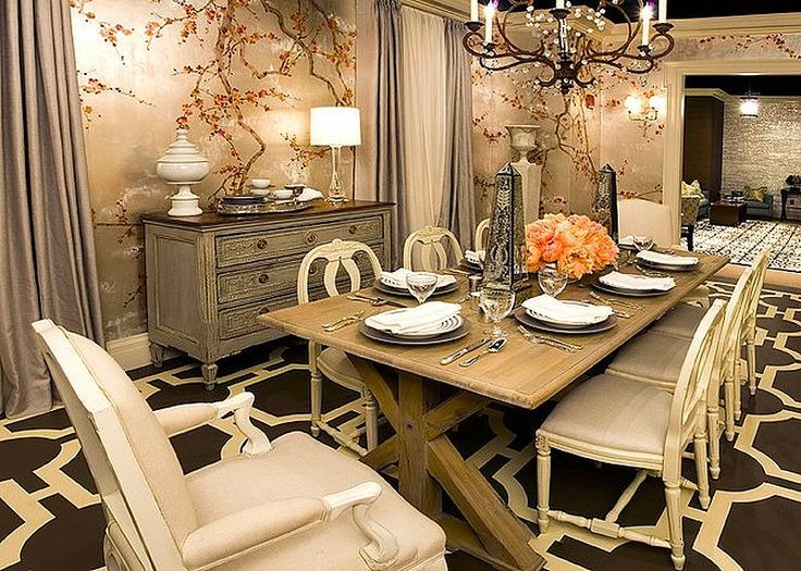 170 great choices for dining room wall decorating ideas