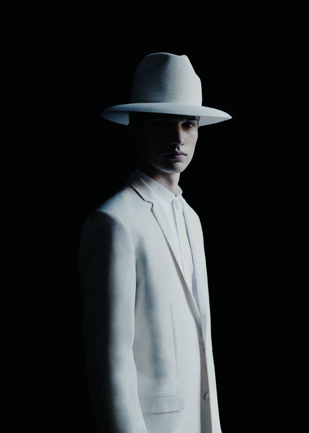 """Dior Homme releases its latest """"Les Essentiels"""" collection featuring the iconic wide-brimmed hat, trench coats, jackets and T-shirts."""