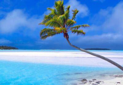 playa en Tahiti
