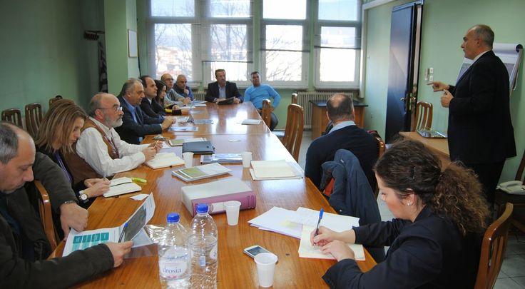 ΘΕΟΔΩΡΙΔΗΣ ΘΕΟΔΩΡΟΣ: Σύσκεψη για τον αγωγό TAP στην Π.Ε. Πέλλας