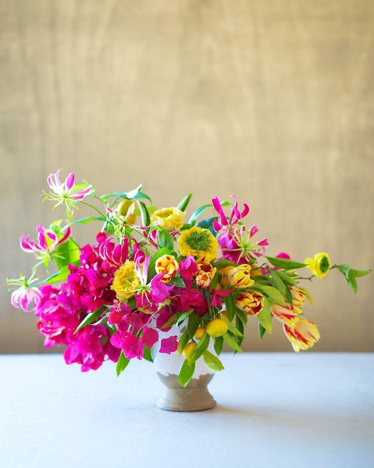 die besten 20+ gloriosa lily wedding flower arrangements ideen auf, Hause und garten