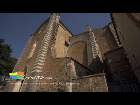 San Domenico Orvieto audio guide, made for Orvietoviva.com