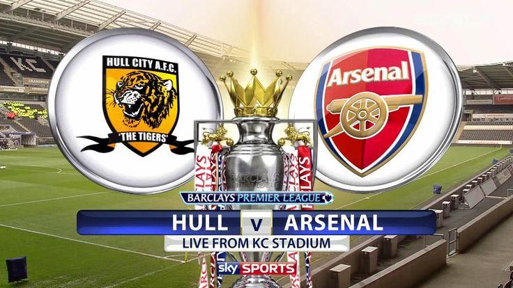 Agent Resmi Taruhan Judi Online Sbobet & Casino Aman Dan Terpercaya: Prediksi Score Hull City vs Arsenal 5 Mei 2015