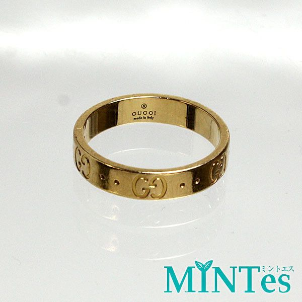 507cb2ae1 [Gucci] 18K icon ring yellow gold ring 11.5 No. Gucci   Gold Silver Council    Pinterest
