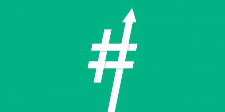 Proyectar un hashtag en eventos