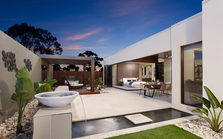 Latitude, New Home Images, Modern House Images - Metricon Homes - Queensland