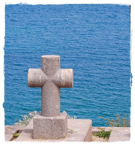 3 - 4 juin 2009 Saint-Malo Promenade sur le Grand Bé Tombe de Chateaubriand