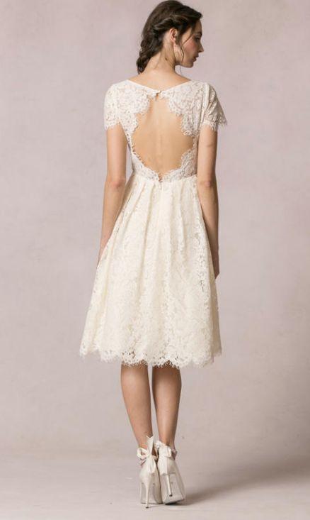 My Bridal Fashion Guide For City Hall Wedding Dresses