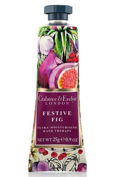 Crabtree & Evelyn Festive Fig Ultra-Moisturizing Hand Therapy