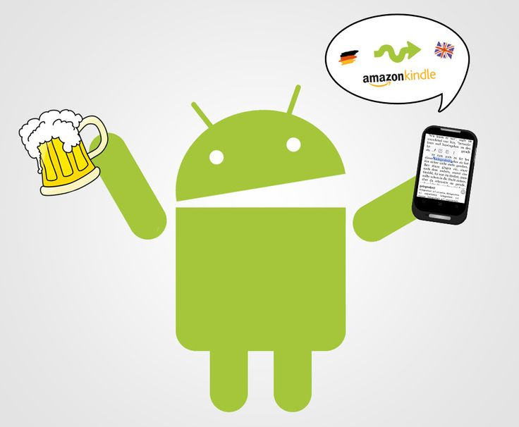 Add a German-English Dictionary To Your Android Kindle App