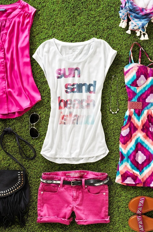 We're all about color for Summer 2013. Add color to your season with our favorite purple items...sweet!