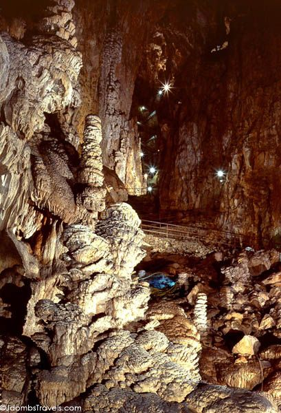Grotta Gigante: The World's Largest Tourist Cave - Jdomb's Travels
