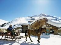 A la frontière franco-suisse, les Portes du Soleil vous donnent, par beau temps, une vue sur le Mont Blanc (4 807 m), le lac Léman. - http://www.snowtrex.fr/france/avoriaz/sejour_ski.html#