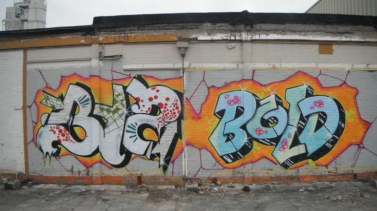 byz graffiti in 2020
