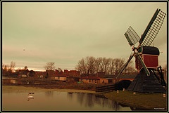 Oegstgeest, South Holland - my hometown