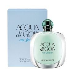 Luxury Perfume offers the lowest price ever for Acqua di Gioia by Giorgio Armani. Grab it now before supply runs out! Free U.S Shipping on all orders over $59.00.