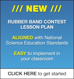 rubber band contest essay Official rules thfor 10 annual rubber band contest – page 1 of 7 the tenth annual rubber band contest for young inventors are you ready to learn about the.