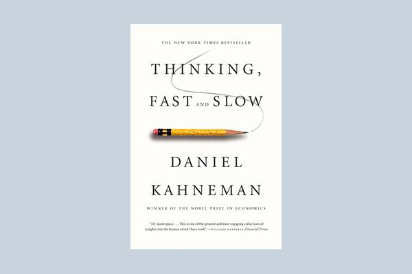 Thinking, Fast and Slow, Daniel Kahneman | Get Ready to Carve Out 89 Hours for President Obama's Essential Reads