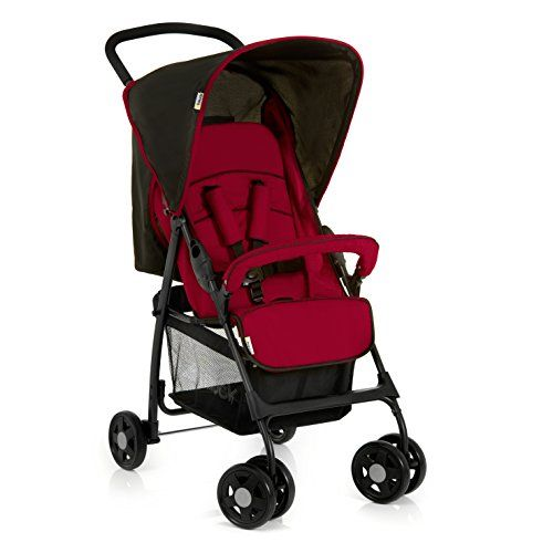 Hauck Poussette Canne – Sport, prune / noir | Your #1 Source for Baby Products