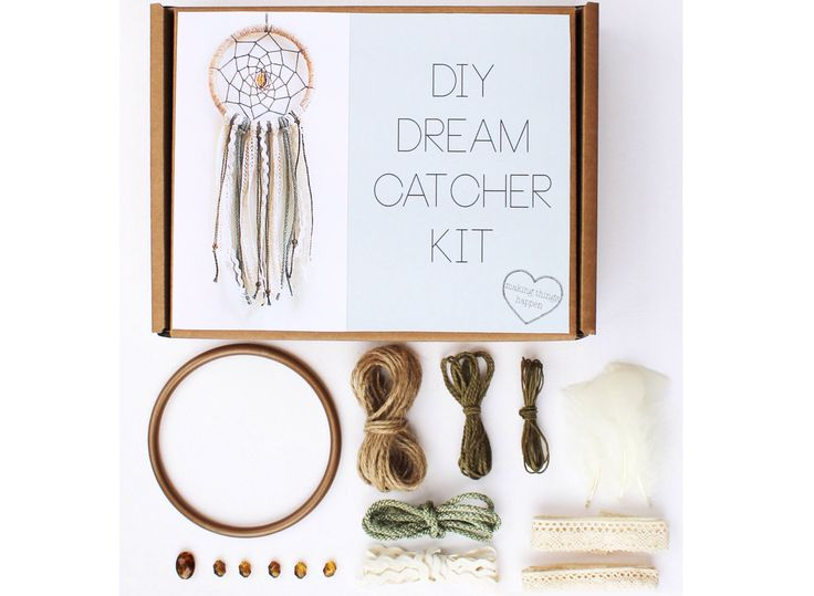 "DIY Dream Catcher Kit, 5"" Dream Catcher,  Bohemian Room Decor, DIY Craft Kit, Make Your Own 5"" Dream Catcher, Boho Dream Catcher Gift Set by MakingThingsHappen on Etsy https://www.etsy.com/listing/241896101/diy-dream-catcher-kit-5-dream-catcher"
