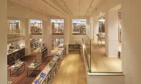 Travel With MWT The Wolf: Famous Library Around The Planet  Foyles Bookshop ...