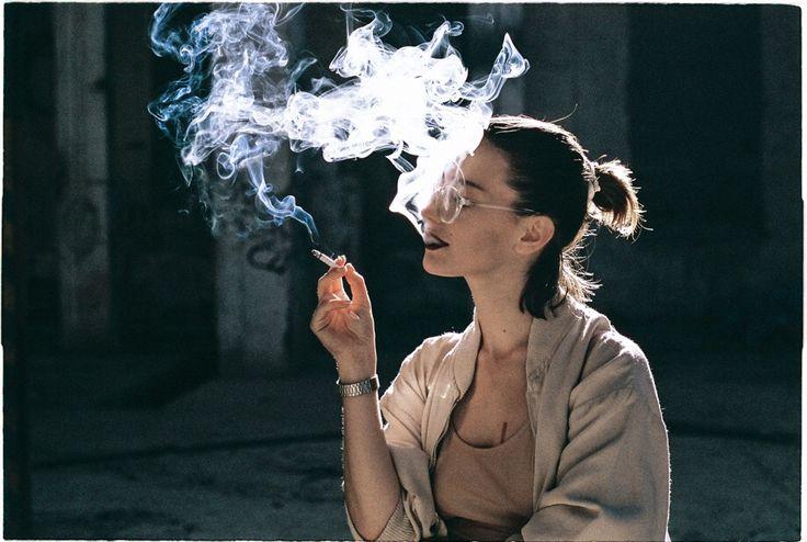 сказать что, красиво курит картинки фритюре