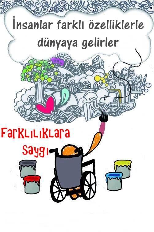 #engel #farkındalık #dünyaengellilergünü #disabled #awareness