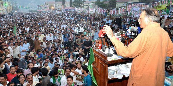 PML-N believes in the power of ballot, not baton: Rasheed