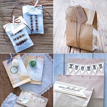 DIY-Geschenktüten