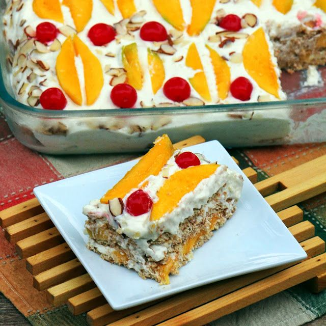 Floating Food Ideas: Best 25+ Mango Float Ideas On Pinterest