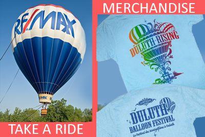 Le Festival des Montgolfieres a Duluth   Duluth Balloon Festival