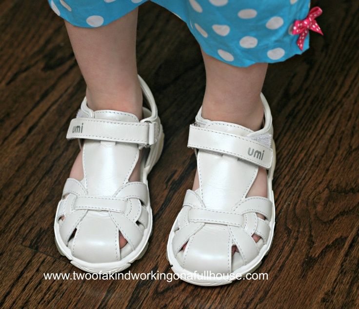 Umi Shoes - Spring & Summer Kids Shoes + Giveaway | Two of a kind,