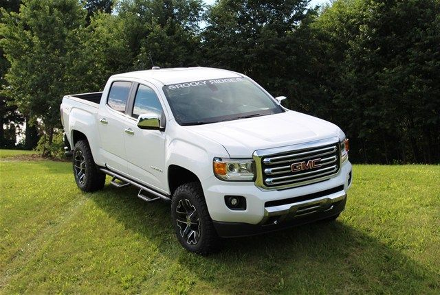 2015 GMC Canyon Akron, OH 1GTG6CE35F1244652