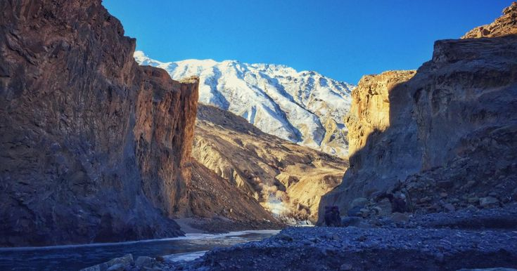 I Treked To Frozen Chadar River And It Was An Experience Of A Lifetime | Bored Panda