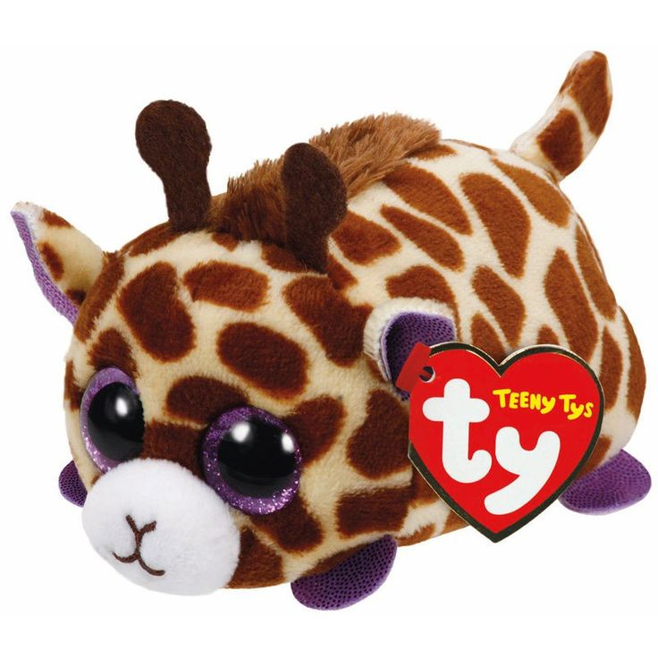Teeny Tys Mabs Giraffe Ty Animals Ty Stuffed Animals