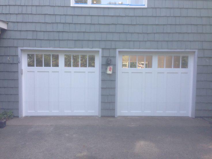 1000 images about fiberglass garage doors on pinterest residential garage doors models and flats - Installing carriage style garage doors improve exterior ...