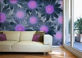 Giant Wall Murals = Love!