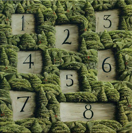 """Eight Prime Lots""by Mark Wooller"