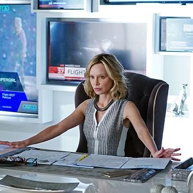 Hot: Supergirl: Calista Flockhart will return but