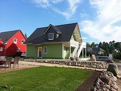 exklusives und gemütliches Ferienhaus direkt an der Müritz - Ferienwohnung 'Düne'Ferienhaus in Röbel von @homeaway! #vacation #rental #travel #homeaway