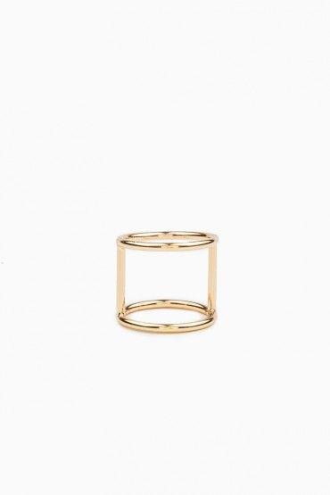 Caged Barrel Ring