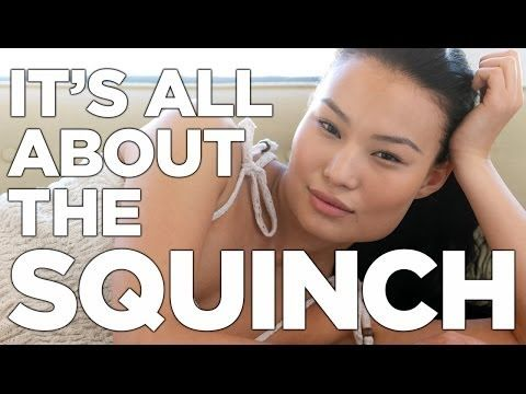 It's all about the Squinch! - YouTube