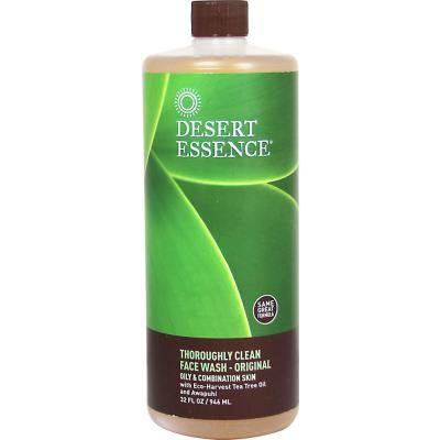 Desert essence facial moisturizer effective?