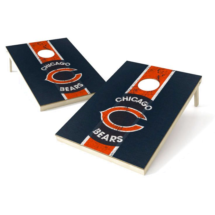 Chicago Bears 2' x 3' Heritage Shield Tailgate Toss Game - $159.99